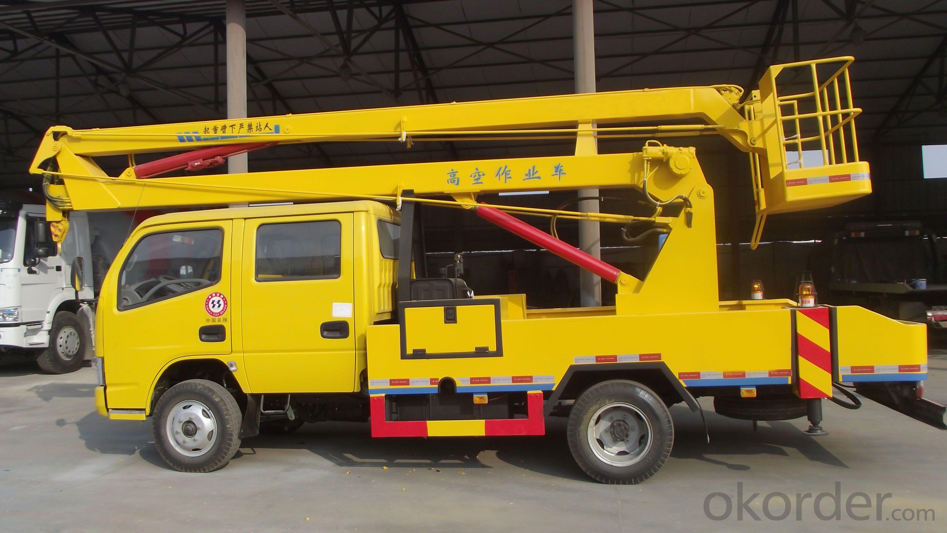 Aerial Work Truck (12M)