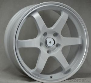 Replica rays te37 wheels alloy wheel rim auto rims china 15inch 16inch 17inch 18inch 19inch 20inch
