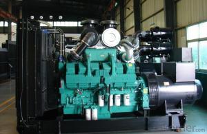 1600kw Cummins Genset Diesel Generator 220V / 380V , 240V / 415V