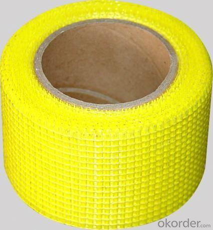 self adhesive fiberglass mesh tape 65g 8*8/inch