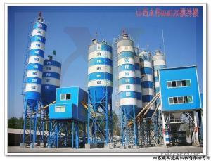 HZS120 Concrete Batching Plant / ISO & CE