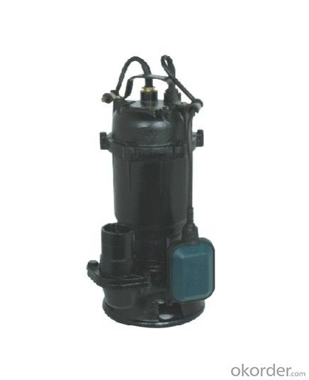 WQD Seires Submersible Sewage Pump for Dirty Water