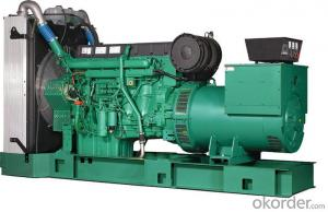 Volvo Genset Diesel Generator For Home Use 85kva - 625kva