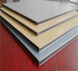 TOBOND exterior wall cladding plastic/aluminium composite panel/ alucobond installation/ACP