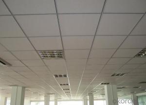 Mineral Fiber Ceiling for Interior Decoration