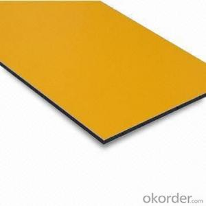 ACM Aluminium composite panel for wall cladding produced in China