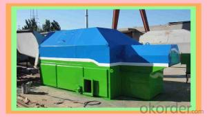 Concrete reclaimer  -- concrete machinerys