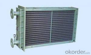 Efficient Aluminum Alloy Air Cooler/ Aire Enfriador de Alta Alumina
