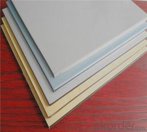 TOBOND interior wall cladding acp/exterior wall cladding/outdoor panel/pvdf sheet