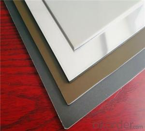TOBOND outdoor cladding/tobond mirror/aluminium composite panel/alucobond disturbutor/ACP