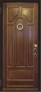 Armored Entry Door Steel Wooden Italian type