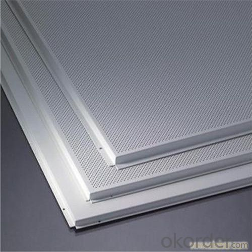 Aluminium Ceiling Clip in Type Perforated