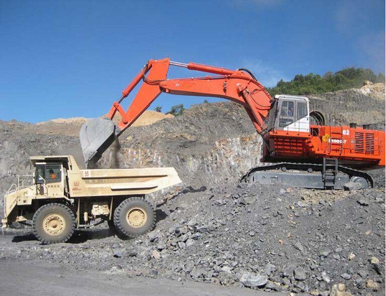 Earthmoving Machinery >> Excavator >> TME623ELD