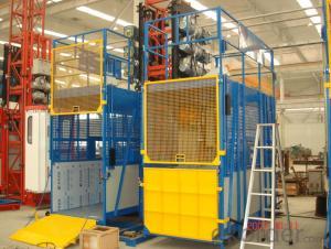 Construction Hoist Passenger Material Elevator
