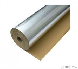 Cheap Building Foil Scrim Foil Insulation