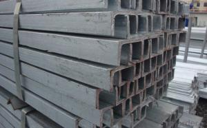 U Channel Steel the Length Thickness  According to the Customer
