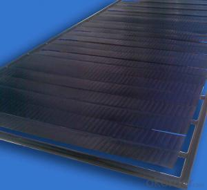 Solar Energy Collector & Solar Thermal Absorber & Vacuum Solar Collector with Heat Pipe