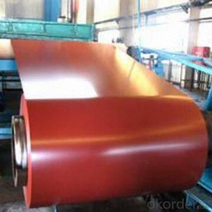 Marble pattern PPGI PPGL Color coated steel coils