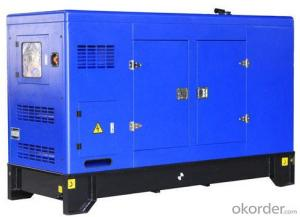 AC Alternator Cummins Genset Diesel Electric Generator With KTA19-G3