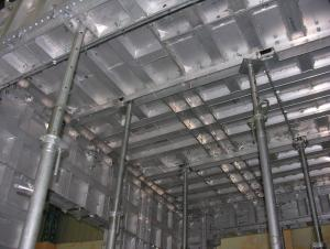 Whole Aluminum Beam Formwork and Scaffoldings