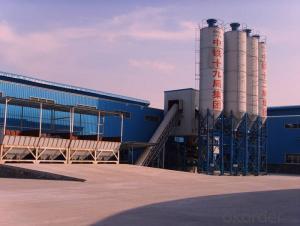 Batching Plant concrete machine High-speed Rail Dedicated