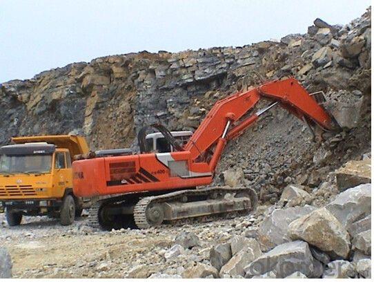 Earthmoving Machinery >> Excavator >> TME621E
