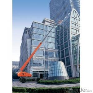 GTBZ38Self-propelled Telescopic Aerial Work Platform
