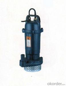 Submersible Drainage Pump for Clean Water