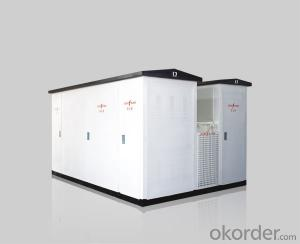 YB Type Pre-fabricated Transformer Substation