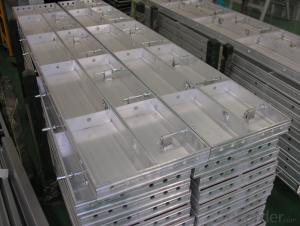 Whole Aluminum Formwork System-Slab Formwork