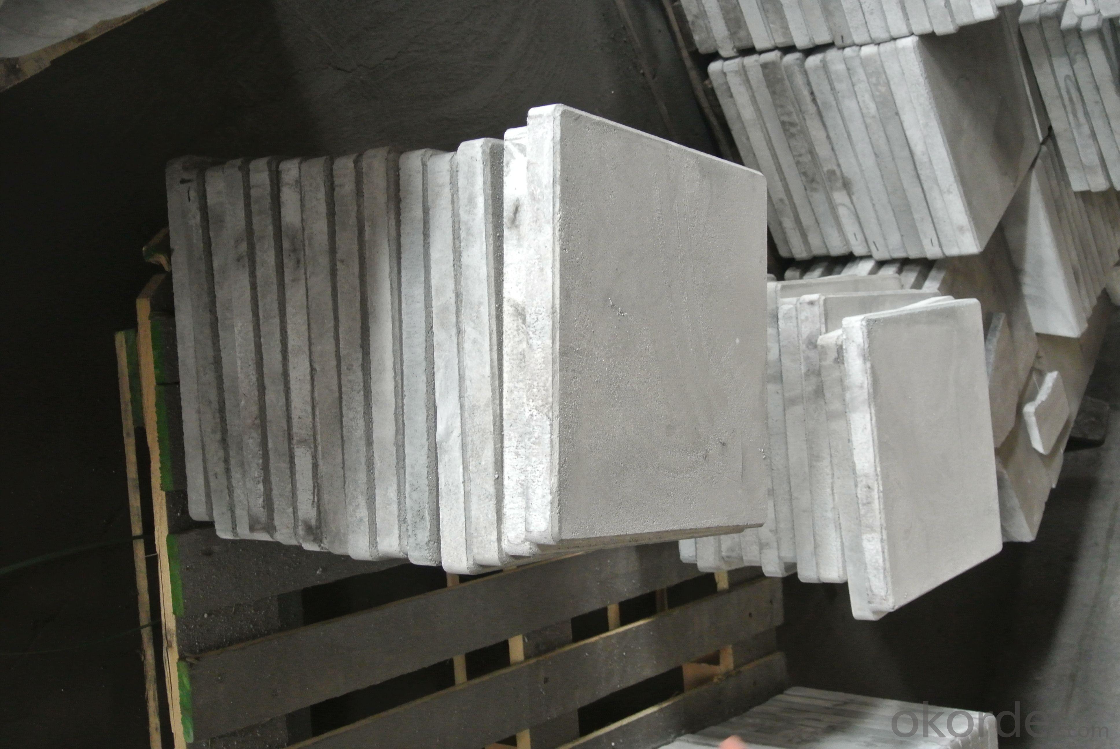 Silicon carbide bonded silicon nitride products - Sialon SiC corundum series mod
