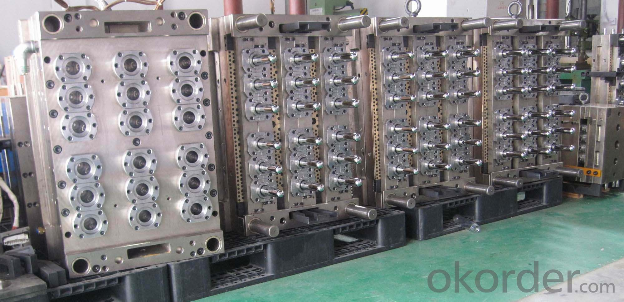 Wide Mouth PET Preform Mould Smart  Cheap High Quality