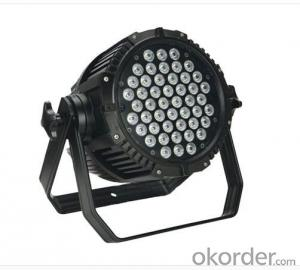 Par Led Stage Lighting RGBW Wash Stage Light LED Par Light