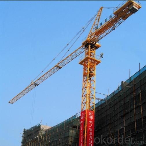 TC5015 tower crane  /  QTZ80 towerncrane
