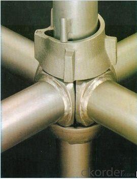 Cuplock System Scaffolding  MOQ 1 Ton/Tons