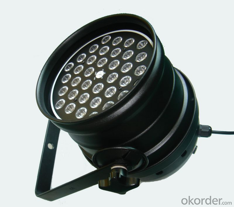 Led Stage Par RGBW Led Par 64 Indoor Led Stage Light 54x3