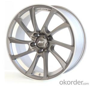 auto alloy wheel ZY732 fit for Volkswagen replica alloy hub rim