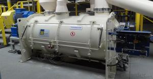 WAM Batch-Type Single Shaft Mixers WBH