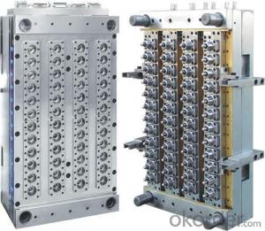 PET Mould and Parts with Hot Runner System Professinal Preform