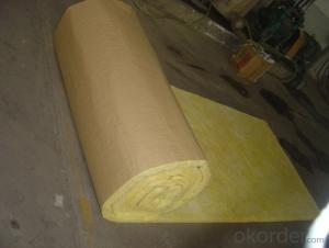 Insulation Glass Wool For Building Roofing and Wall