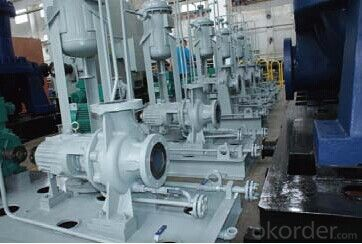 TCZ Petro Chemical Processing Centrifugal Pump