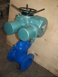 Ductile Iron  Valves DN100