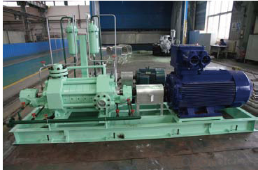 TDY Sectional Multi-stage Centrifugal Pump