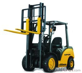 HRDROSTATIC FORKLIFT 3500kgs fork height 3000mm