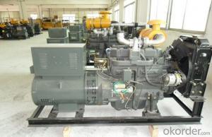 Weichai Genset Diesel Power Generator Set 20kw1500RPM 50Hz