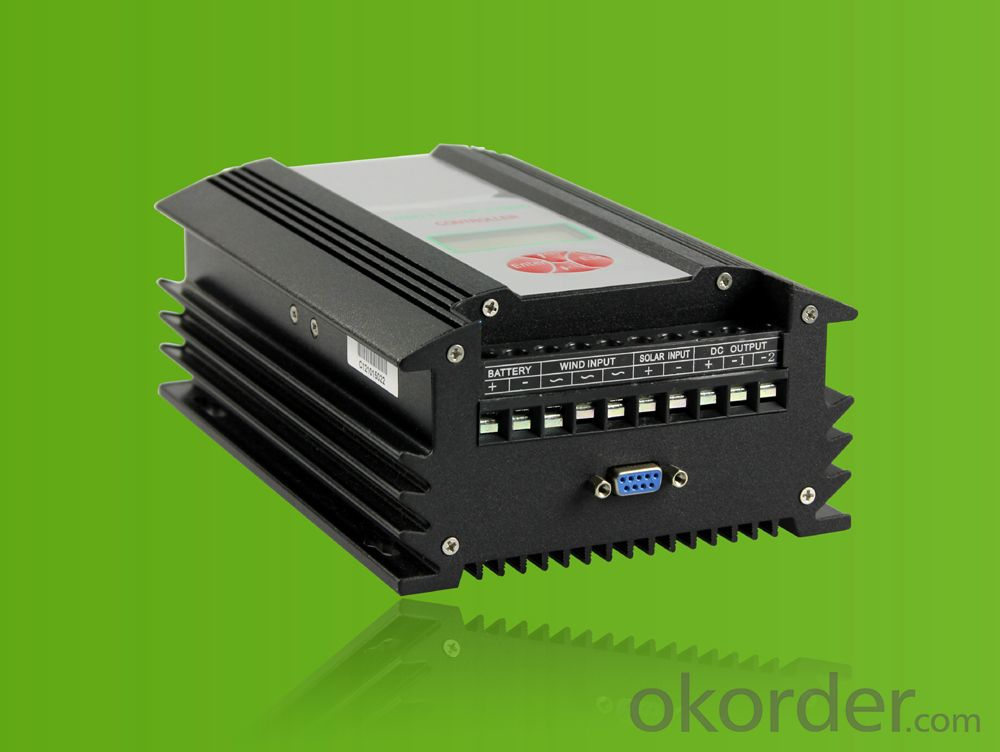 Street Light Controller 24V-Wind Solar Hybrid