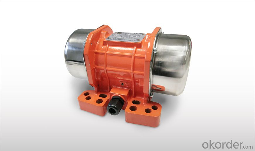 External Electric Motovibrators Explosion-Proof Range MVE-D