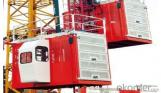 Variable Frequency High speed construction hoist SC200G