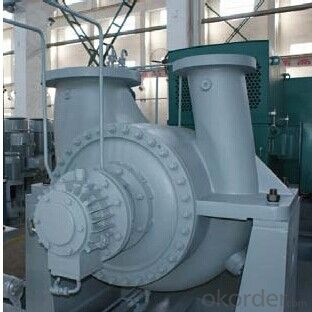 TSJH Radically Split Between Bearing Centrifugal Pump