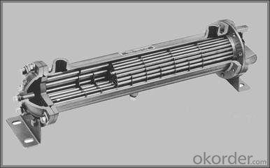 Oil  Cooler/ Enfriador de Aciete / High Efficience/ Alto Eficiencia